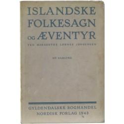Islandske folkesagn og æventyr