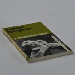 3 filmmanuskripter - Ulvetimen. Skammen. Passion