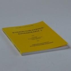 Kommunikationskinesiologi 1 - om stress, kommunikation, indlæring og ordblindhed/funktionsblindhed