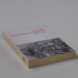 Dansk arkivbibliografi 1889-1981