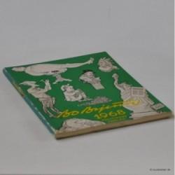 Bo Bojesen - årets tegninger fra Politiken 1968