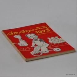 Bo Bojesen - årets tegninger fra Politiken 1973