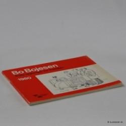 Bo Bojesen - årets tegninger fra Politiken 1980