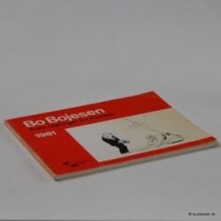 Bo Bojesen - årets tegninger fra Politiken 1981