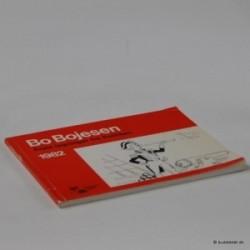 Bo Bojesen - årets tegninger fra Politiken 1982