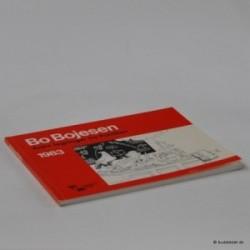 Bo Bojesen - årets tegninger fra Politiken 1983