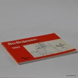 Bo Bojesen - årets tegninger fra Politiken 1984