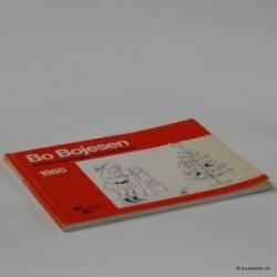 Bo Bojesen - årets tegninger fra Politiken 1985