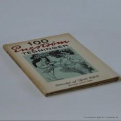 100 tegniner