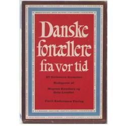 Danske fortællere fra vor tid. 27 forfattere fortæller.