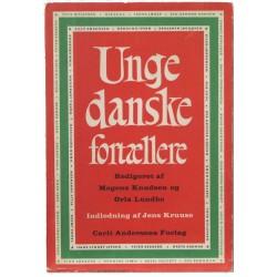Unge danske fortællere