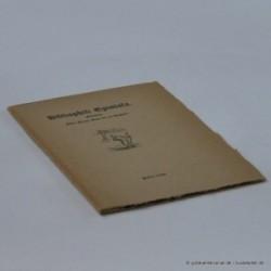 Bibliophili Epistola Quarta - nogle betragtninger om Robinson Crusoe