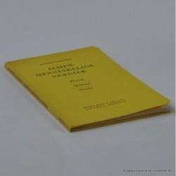 Almenmenneskelige værdier - Platon, Spinoza, Goethe