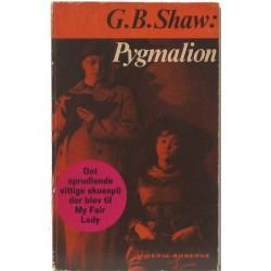 Pygmalion – Lystspil i 5 akter