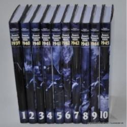 Anden verdenskrig 1939-1945 bind 1-10