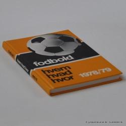 Fodbold hvem, hvad, hvor 1978/79