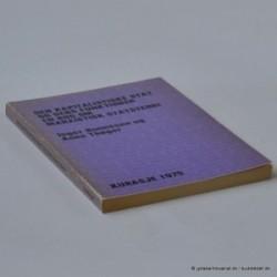 Den kapitalistiske stat og dens funktioner  - en bog om marxistisk statsteori
