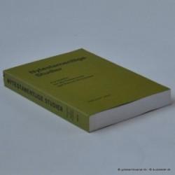 Nytestamentlige studier bind 4