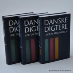 Danske digtere i det 20. århundrede 1-3