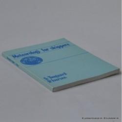 Lærebog i meteorologi til brug ved skipperuddannelserne