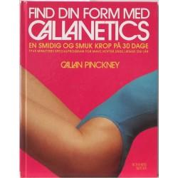 Callanetics – En smidig og smuk krop på 30 dage