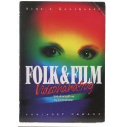Folk og film – Videohåndbog. 500 skuespillere og instruktører.
