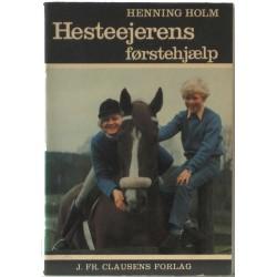 Hesteejerens førstehjælp