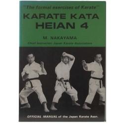 Karate Kata – Heian 4