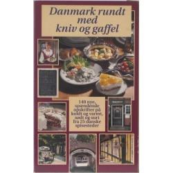 Danmark rundt med kniv og gaffel