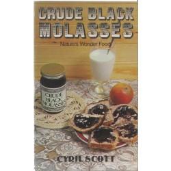 Crude Black Molasses