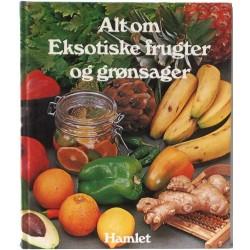 Alt om eksotiske frugter og grønsager