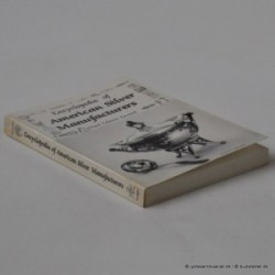 Encyclopedia of American Silver Manufactures