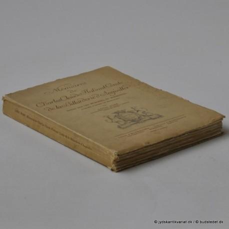 Mémoires de Clarles Claude Flahout Comte de la Billarderie D'Angivillier - Notes sur les Mémoires de Marmontel