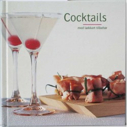 Cocktails med lækkert tilbehør