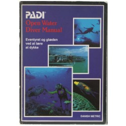 PADI – Open Water Diver Manual