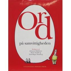 Ord på samvittigheden. Illustreret af Niels Bo Bojesen.