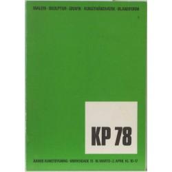 Kunstnernes Påskeudstilling 1978