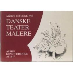 Danske teater malere
