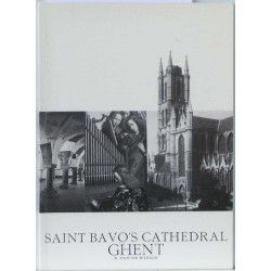 Saint Bavo's Cathedral at Ghent