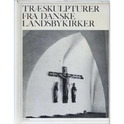 Træskulpturer fra danske landsbykirker