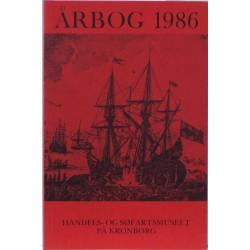Handel- og Søfartsmuseet på Kronborg – Årbog 1986