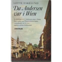 Da Andersen var i Wien