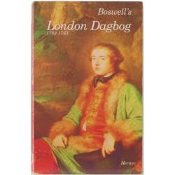 Boswell's London Dagbog 1762-1763