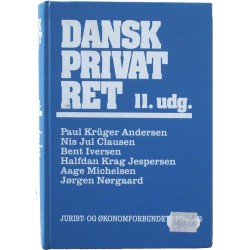 Dansk privatret – 11. udgave