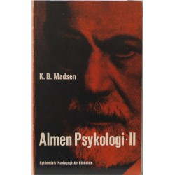 Almen Psykologi II