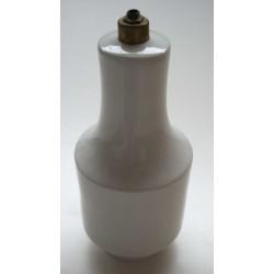 Porcelænsbordlampe