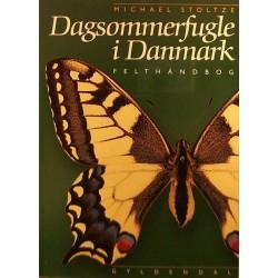Dagsommerfugle i Danmark. Felthåndbog