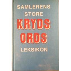Samlerens krydsords leksikon.