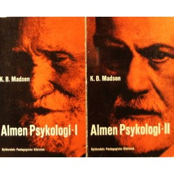 Almen psykologi 1-2