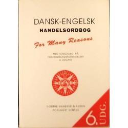 Dansk – engelsk handelsordbog